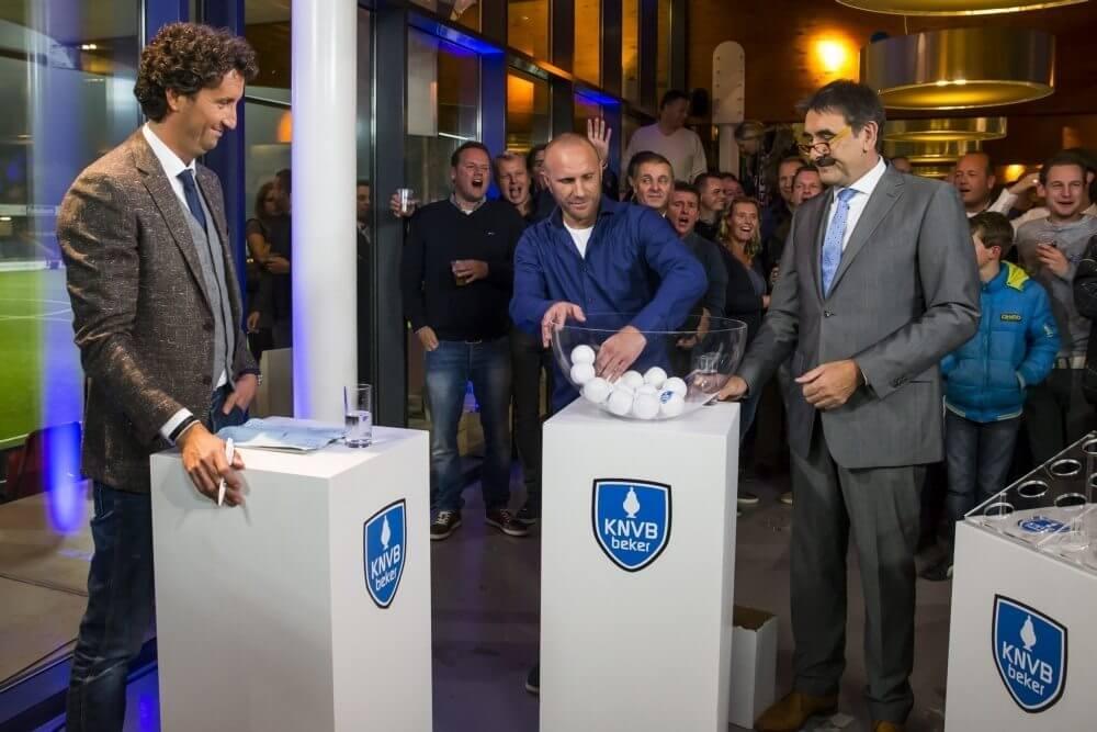 Onvervalste bekerkraker in kwartfinale KNVB Beker