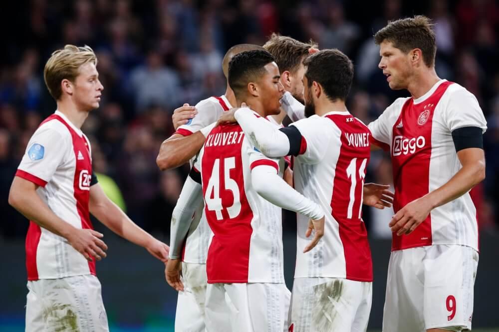 Update: 'Aanvaller staat open voor vertrek bij Ajax'