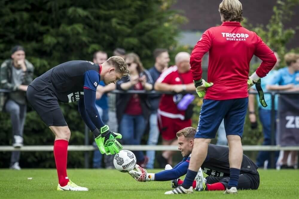 Willem II-keeper disciplinair geschorst