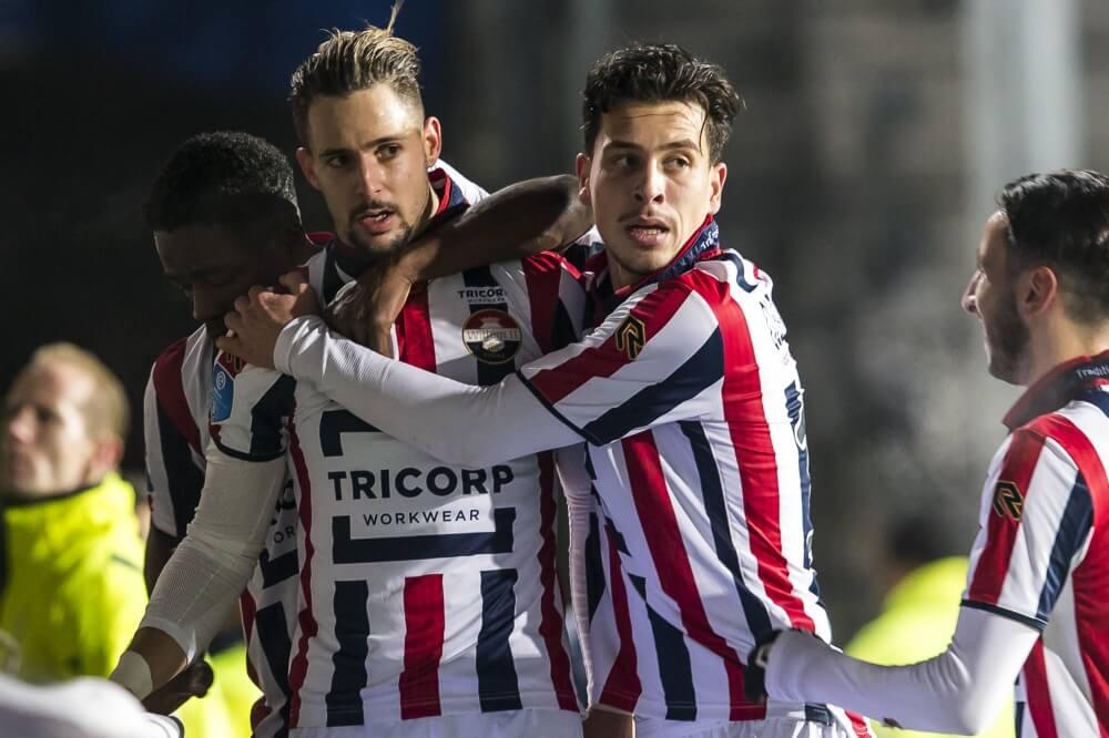 Willem II wint Brabants onderonsje in Beker