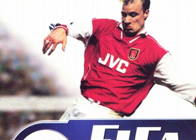 Bergkamp FIFA-cover