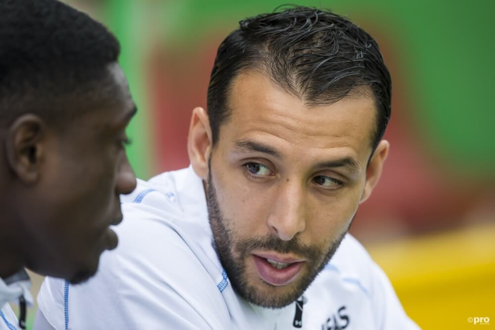 El Hamdaoui maakt weer rentree in Eredivisie