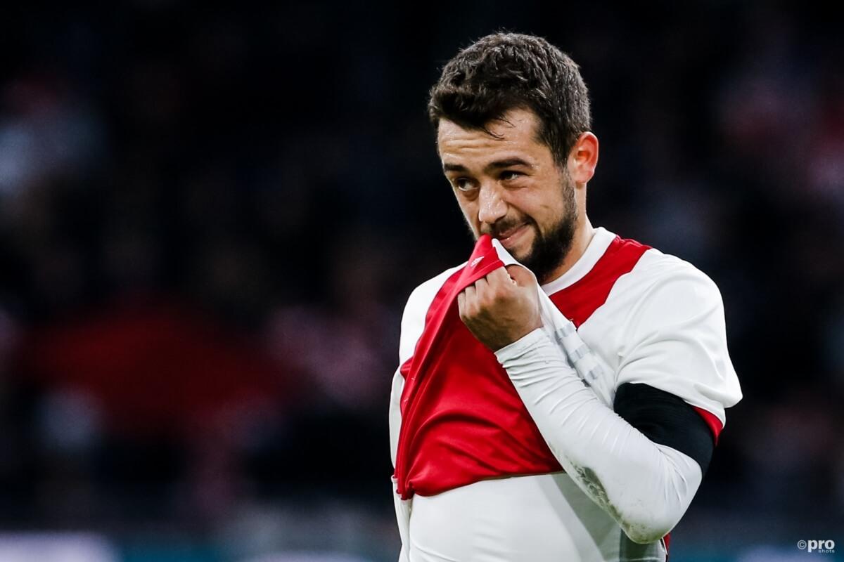 Younes hoeft zich niet meer te melden bij A-elftal Ajax