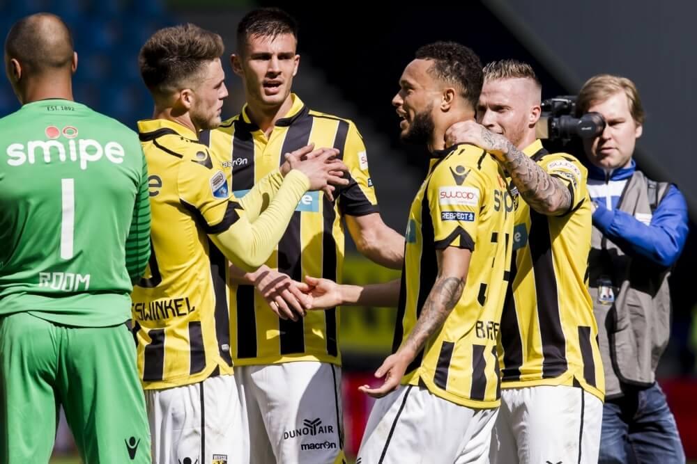 'Onrust bij Vitesse: Verdediger niet mee op trainingskamp en geschorst'