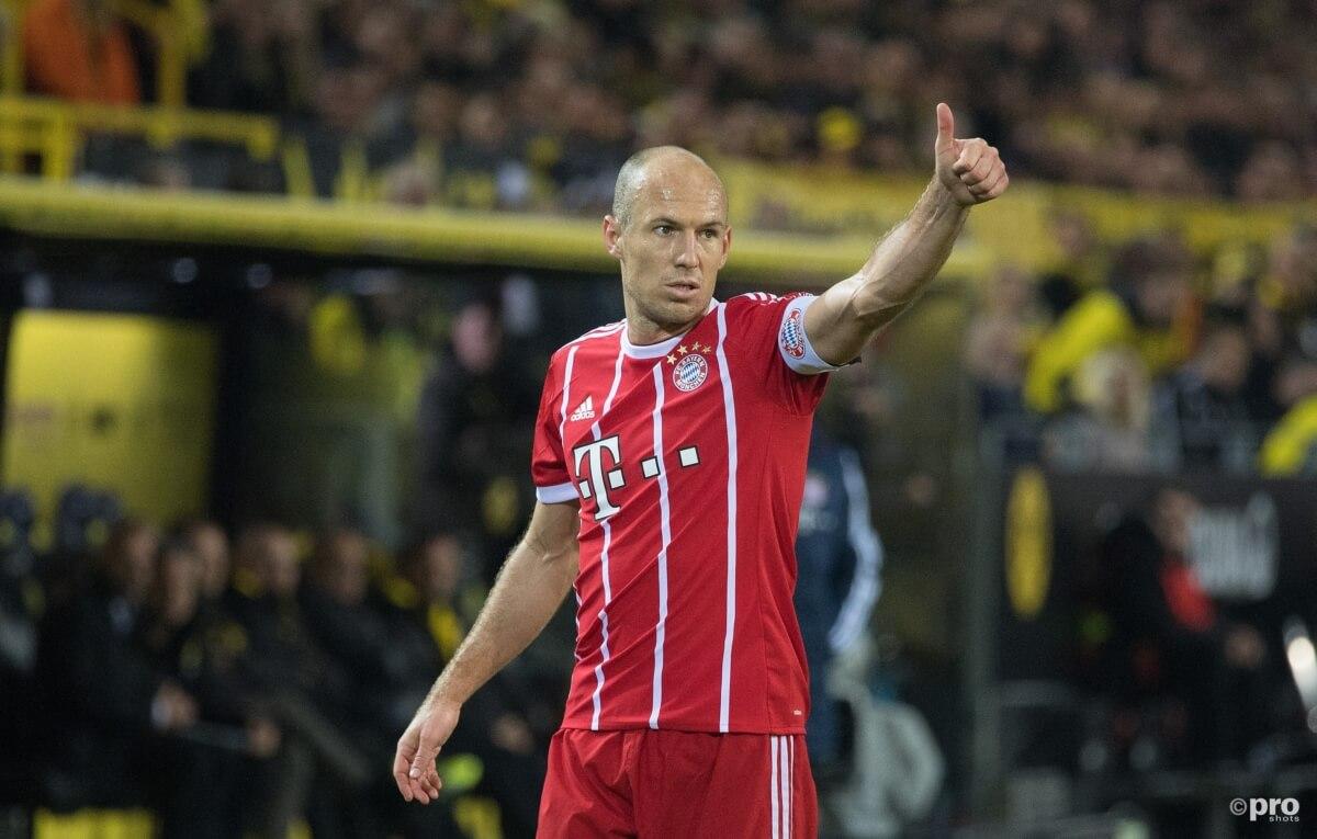 """Robben kan weg bij Bayern: """"Er zijn enkele aanbiedingen"""""""