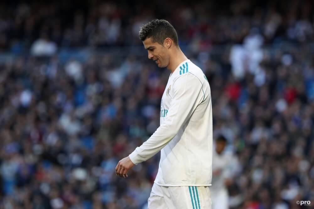 Ronaldo moet vrezen voor lagere FIFA-rating, en dat is terecht