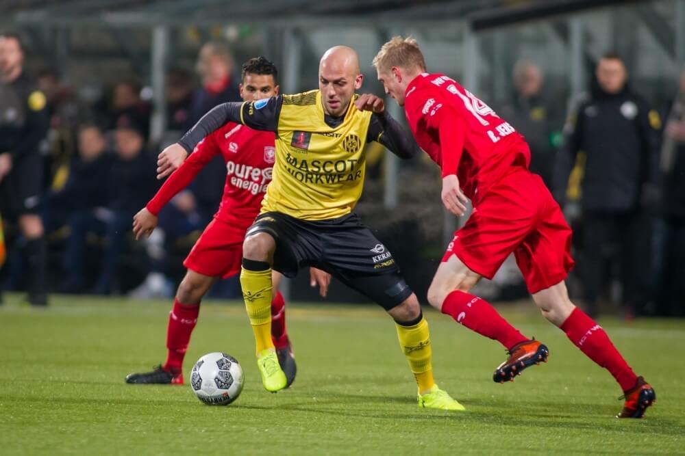 Schahin redt punt voor Roda tegen Twente