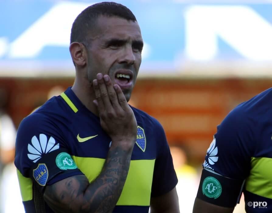 Tevez is terug in FIFA 18, maar zijn rating keldert gigantisch