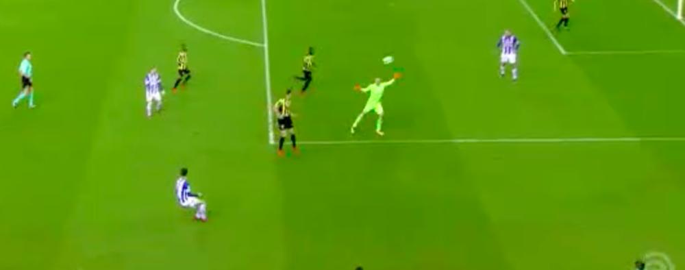 Van Amersfoort scoort heerlijke gelijkmaker tegen Vitesse