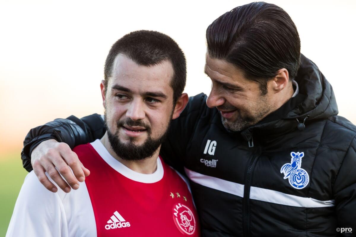 Younes moet zich weer melden bij Ajax