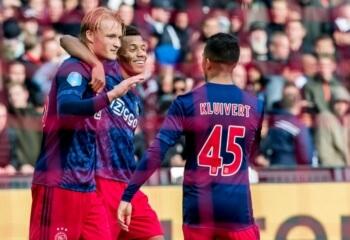 'Ajax in 'vergevorderde onderhandeling' met Engelse topclub over aanvaller'