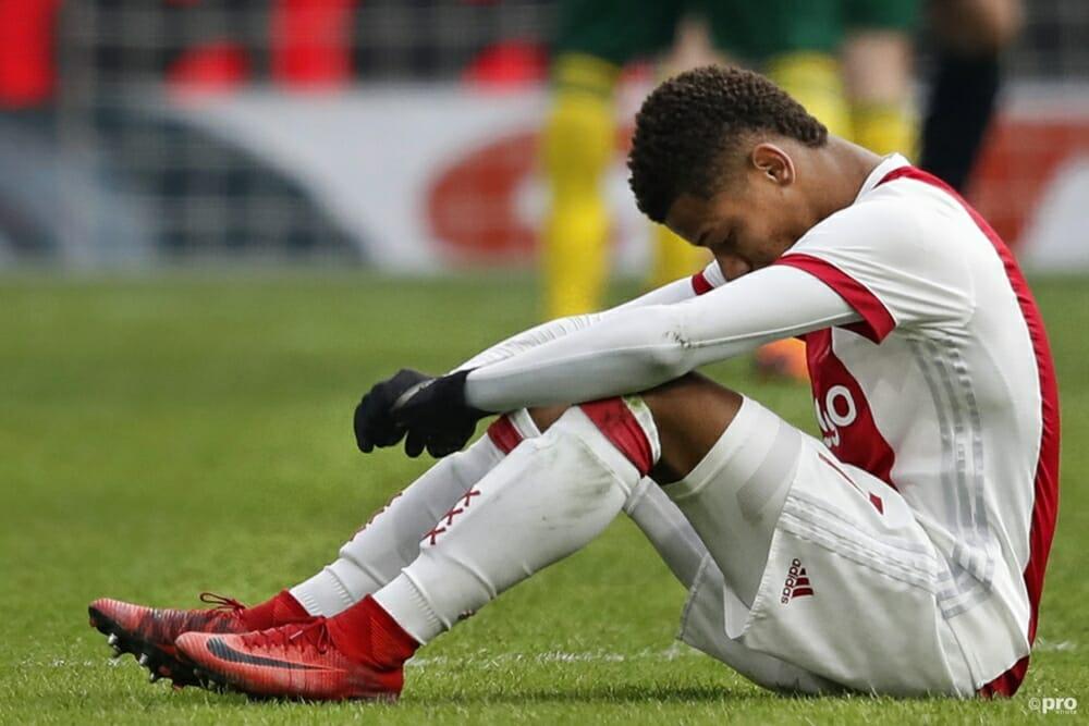 Ajax loopt tegen duur puntverlies aan tegen ADO Den Haag