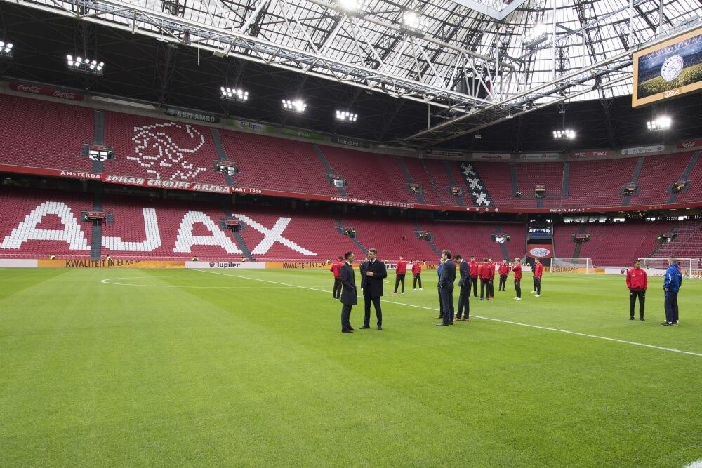 Ajax wil Tadic als opvolger Ziyech
