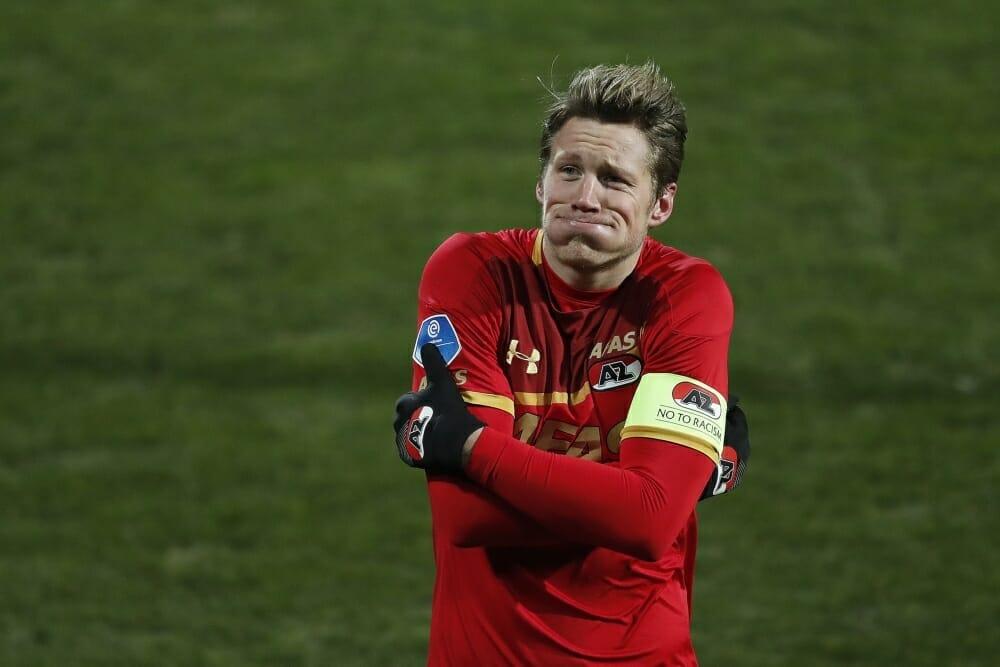 AZ haalt in halve finale uit tegen Twente
