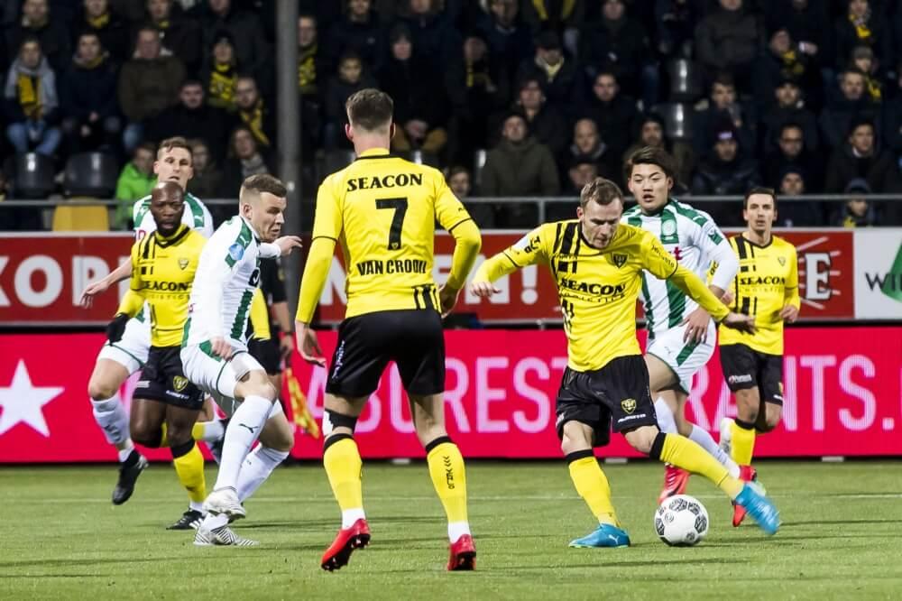 FC Groningen wacht nog altijd op eerste winst in 2018