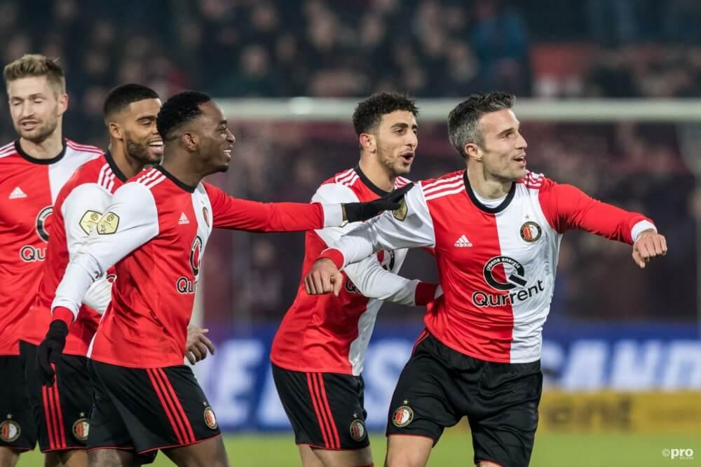 FC Groningen woest om 'smakeloos' spandoek Feyenoord-fans