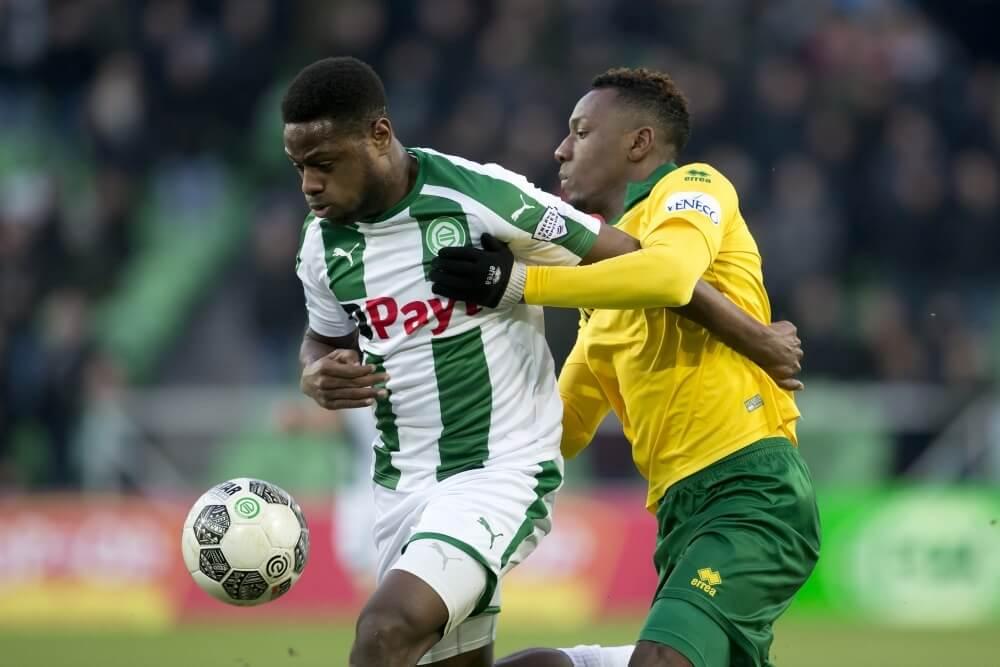 Oersaai duel tussen Groningen en ADO krijgt geen winnaar