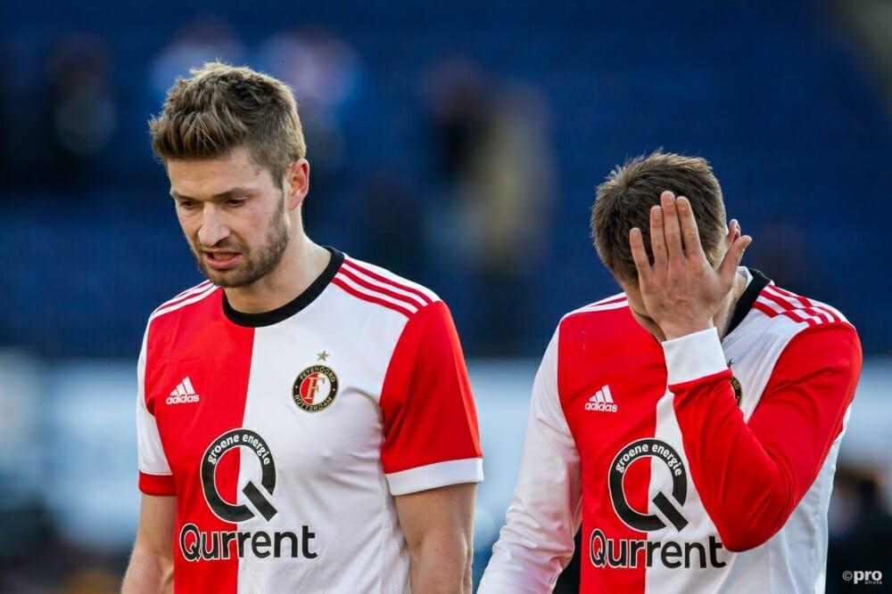 PSV kan titel ruiken na overwinning op Feyenoord