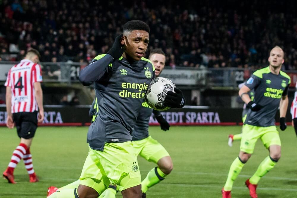PSV komt met de schrik vrij op bezoek bij Sparta