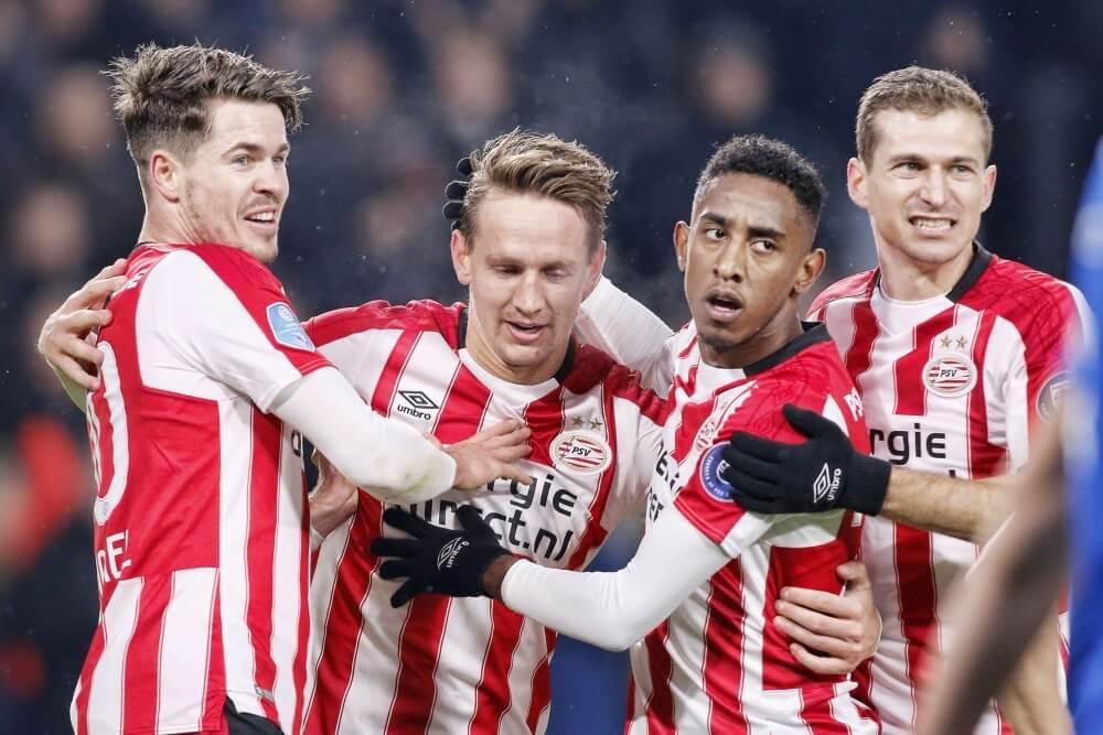 PSV rekent na rust af met PEC Zwolle