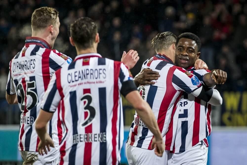 Willem II bereikt voor het eerst sinds 2005 halve finale bekertoernooi