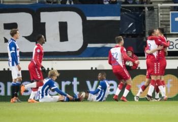 Dessers redt punt voor FC Utrecht