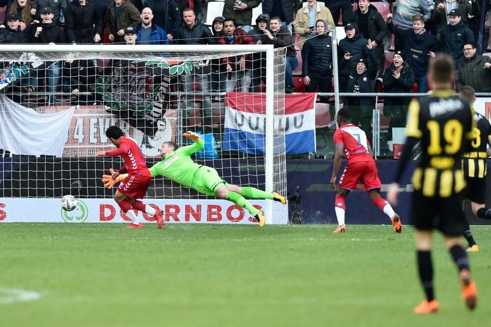 FC Utrecht haalt uit tegen Vitesse
