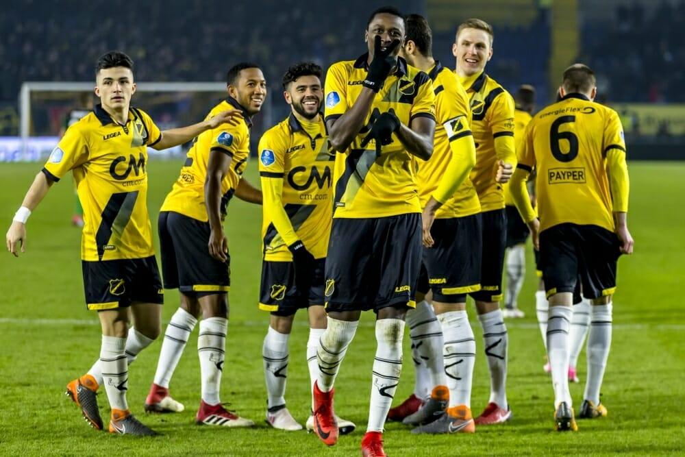 Feyenoord opnieuw onderuit tegen NAC