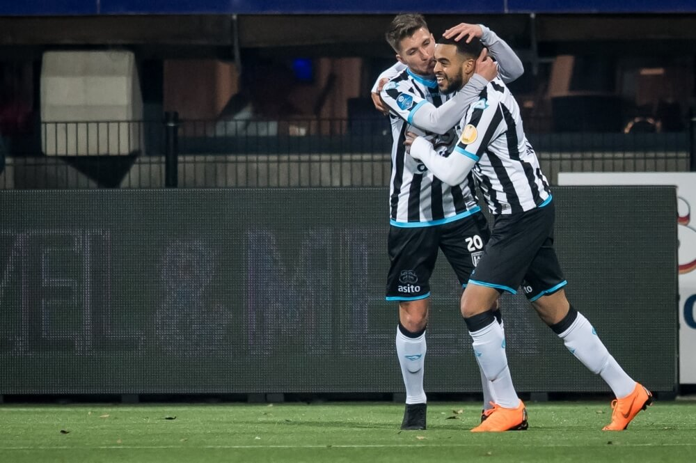 Heracles wint Twentse derby