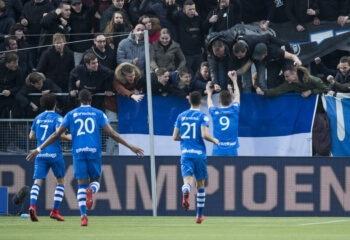 PEC Zwolle wint verdient van Sparta