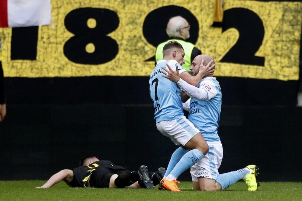 Roda haalt uit op bezoek bij Vitesse