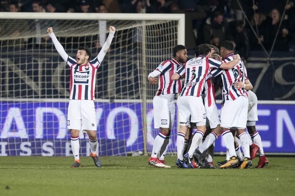 Willem II vernedert PSV