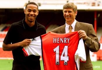 Arsenal neemt afscheid van de Professor