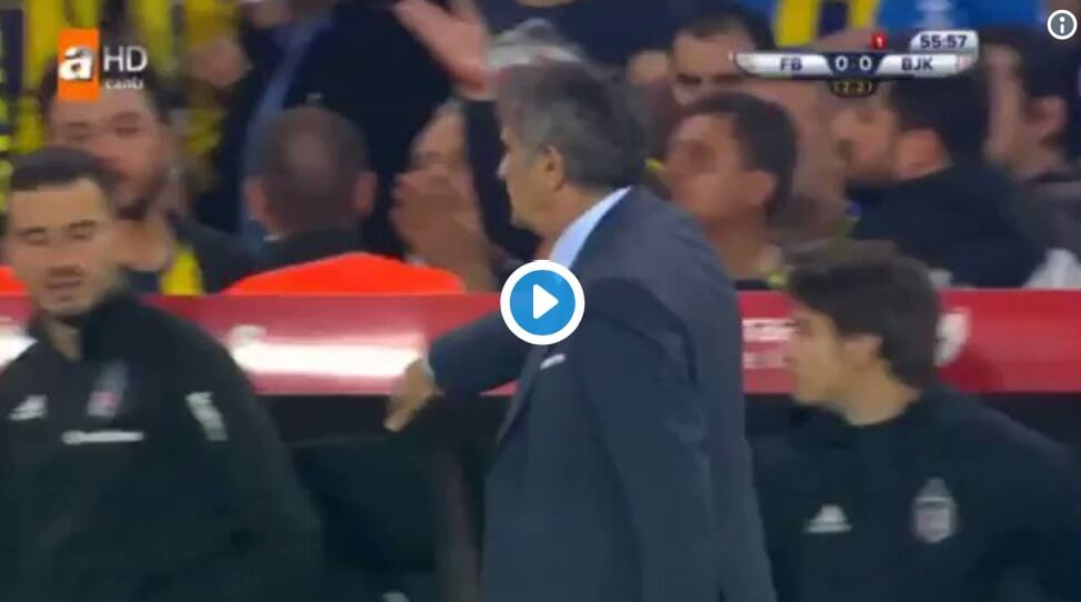 Babel deelt schokkende foto van zijn coach!!