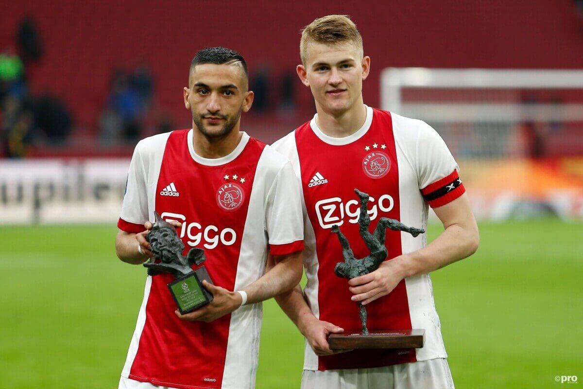 De Ligt wint Golden Boy award