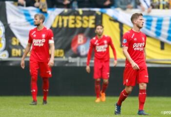 FC Twente degradeert naar Jupiler League