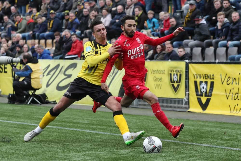 Twente zonder Verbeek doelpuntloos gelijk bij VVV