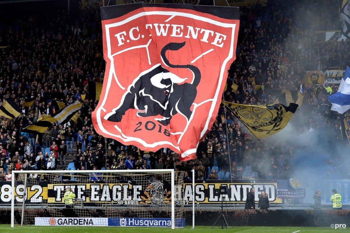 Vitesse-fans dissen FC Twente keihard