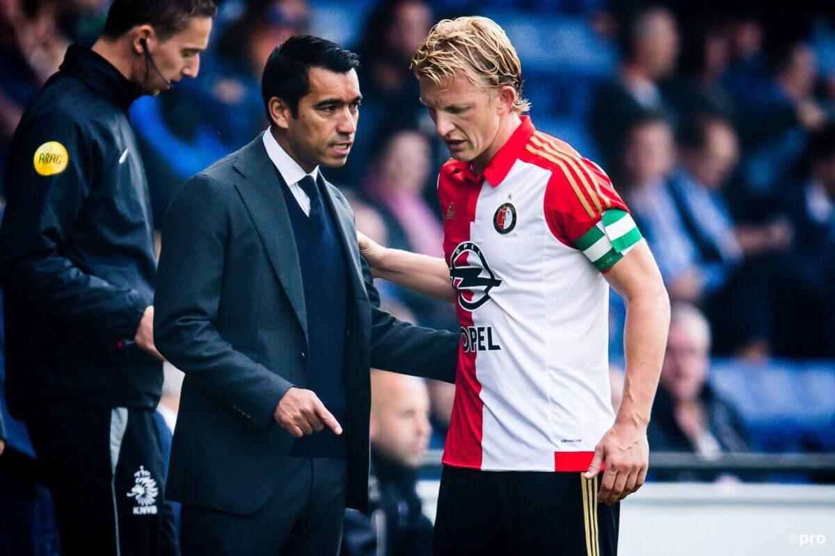 Feyenoord distantieert zich van uitspraken Kuyt