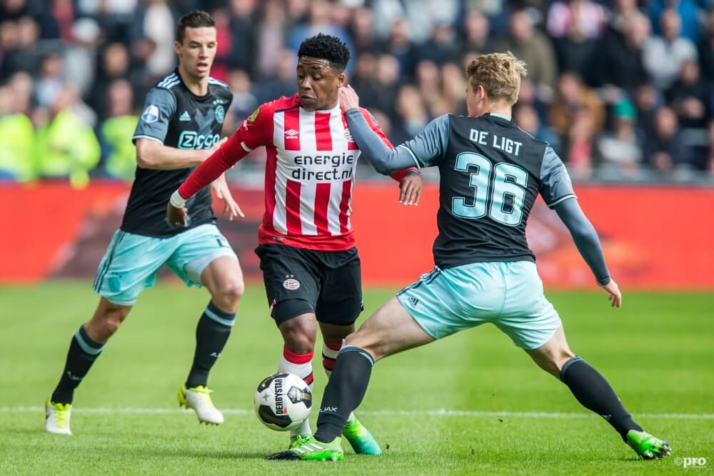 PSV trekt Ajax-verdediger aan