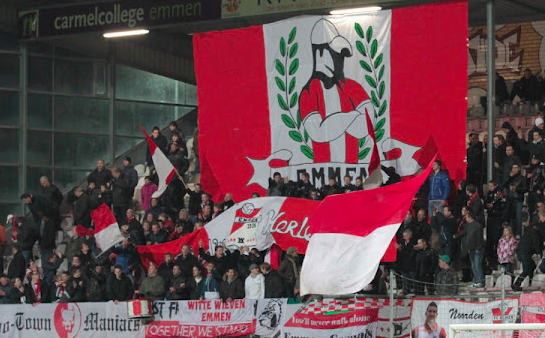 FC Emmen debuteert in Eredivisie met zege