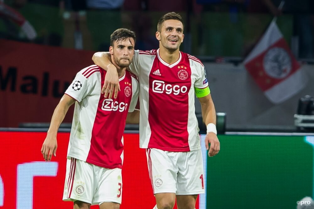 Ajax rekent in 2e helft af met AEK Athene