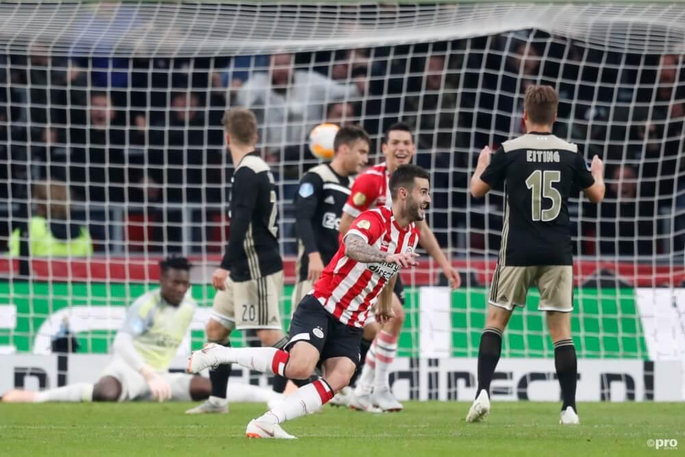 PSV maakt gehakt van Ajax
