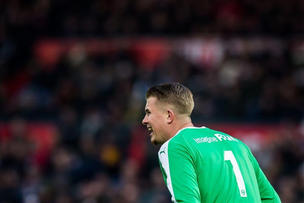 FC Groningen-doelman krijgt taakstraf na incident in trein