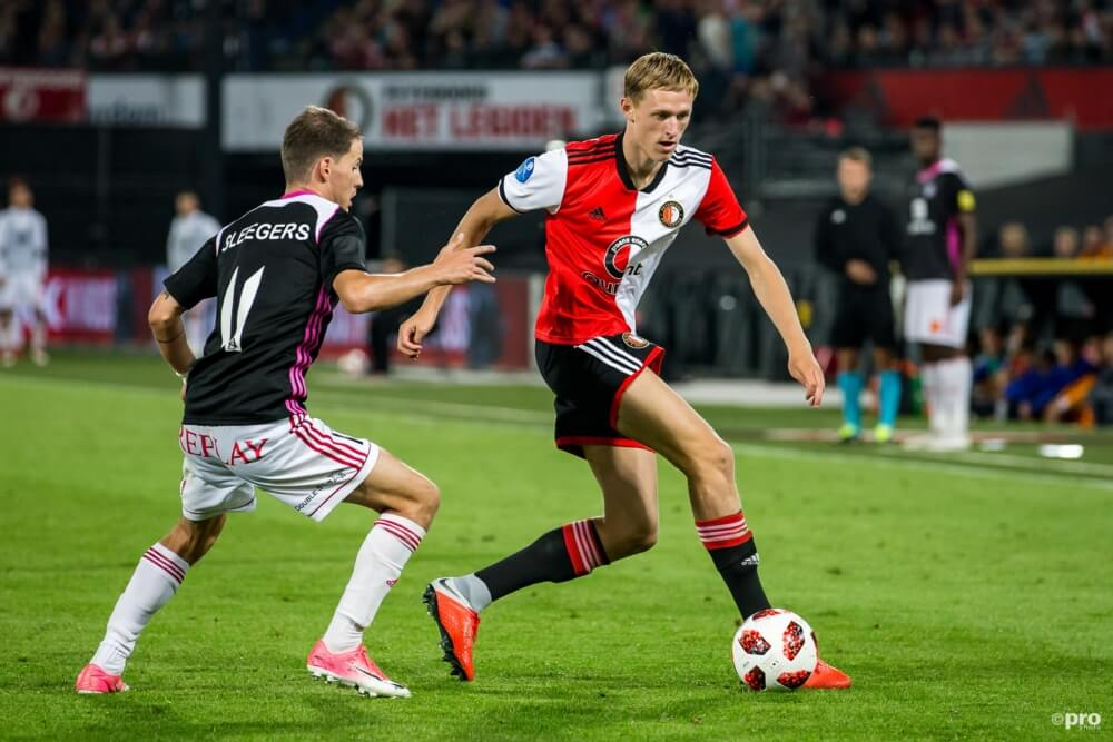 Toptalent Wouter Burger tekent vierjarig contract bij Feyenoord