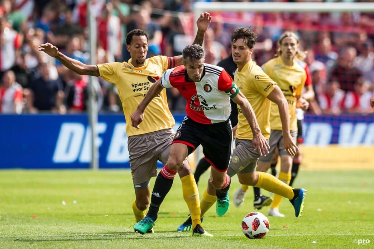 Speel de Robin van Persie-quiz en ontdek hoe goed je de Feyenoord-captain kent