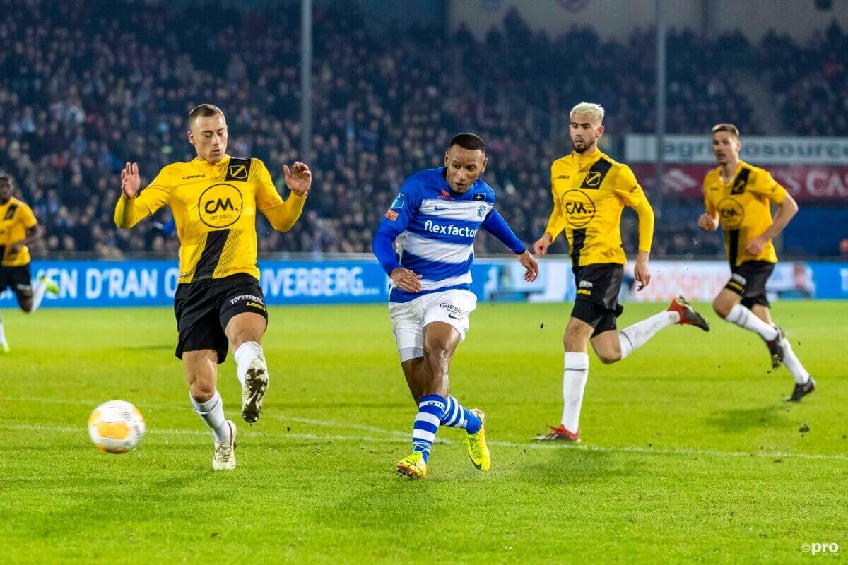 Welke teams in de Eredivisie bevinden zich in de degradatiezone?