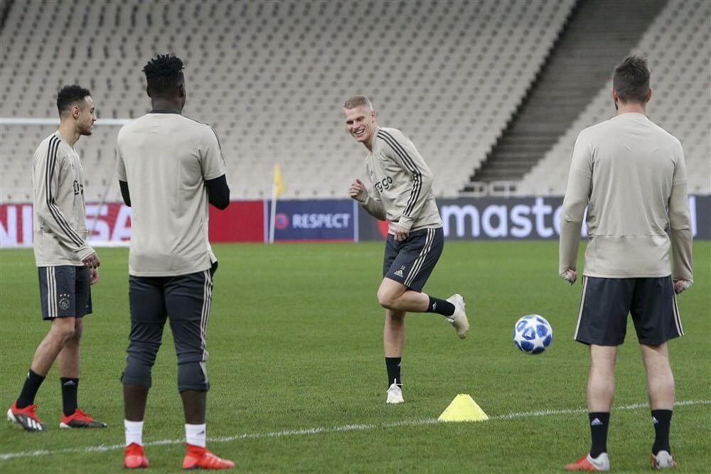 Ajax-verdediger toch niet naar PSG
