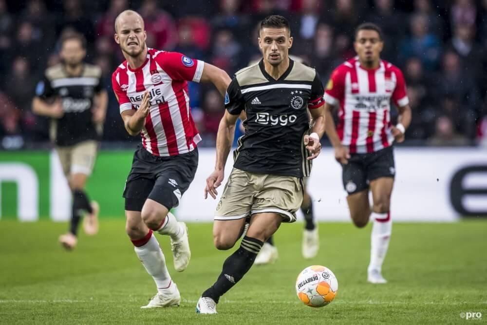 Hier vind je een voorbeschouwing op de 63ste editie van Ajax – PSV in de Eredivisie