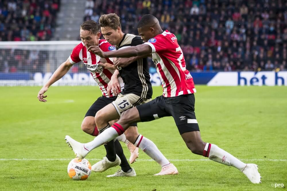 De Ajax én PSV-fotoquiz is de ideale warming-up voor de topper van zondag